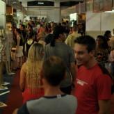 Pavilhão 1 contou com expositores do comércio e de serviços - Crédito: Carioca Fotografia