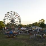 Parque de diversões fez sucesso entre crianças e adultos - Crédito: Carioca Fotografia
