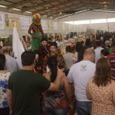 Delícias das agroindústrias familiares foram comercializadas no Pavilhão 4 - Crédito: Carioca Fotografia
