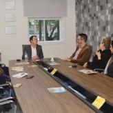 Acil recebe comitiva da Câmara Brasil-Alemanha RS - Luiza Steinhaus Lisboa