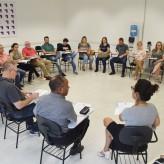 Comissão reuniu-se para planejar a ação de 2019 - Priscila Rodrigues