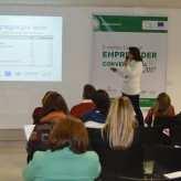 Consultora Vera Azevedo apresentou resultados do programa de Núcleos da Acil - Priscila Rodrigues