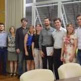 Administração municipal e entidade empresarial reafirmam união para o desenvolvimento de Lajeado - Priscila Santiago