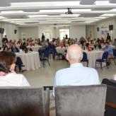 Público ouviu atento as informações sobre marca e negócios - Crédito: Priscila Rodrigues