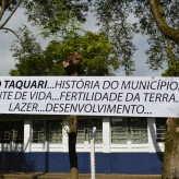 Ação Viva o Taquari Vivo em Venâncio Aires