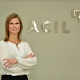 Presidente da Acil, Aline Eggers Bagatini - Crédito: Divulgação