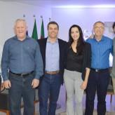 Empresários, pesquisadores e promotoria debateram os vários enfoques da destinação de resíduos industriais - Priscila Rodrigues