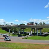 Erguimento da Bento Rosa permitirá trânsito mesmo durante as cheias - Crédito: Priscila Rodrigues
