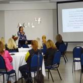 Grupo expressivo de empresárias participou do evento - Crédito: Monica Müller