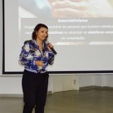Janaína estimulou o associativismo empresarial feminino - Crédito: Monica Müller