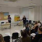 Liamara falou sobre o Empreender para núcleos setoriais - Mônica Müller