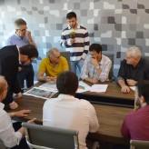 Lideranças, técnicos e empresários participaram da primeira reunião - Crédito Priscila Rodrigues