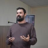 Eckert enfatizou a importância de os empreendedores entregarem além do que os clientes esperam - Crédito: Lucas Santos