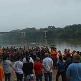 Mais de 950 voluntários participaram da ação em 2017 - Priscila Rodrigues