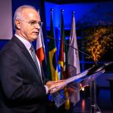 Presidente desta edição, Valmor Scapini falou sobre o objetivo de transformar a Expovale na terceira maior feira do Estado Crédito: Objetivo Fotografia