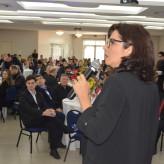 Público ouviu atento as informações sobre as eleições 2018 - Crédito fotos Priscila Rodrigues