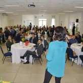 Público ouviu atento o case inovador da Wikihaus - Priscila Rodrigues