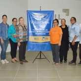 Participantes do Partilhando Vivências - Crédito: Priscila Rodrigues