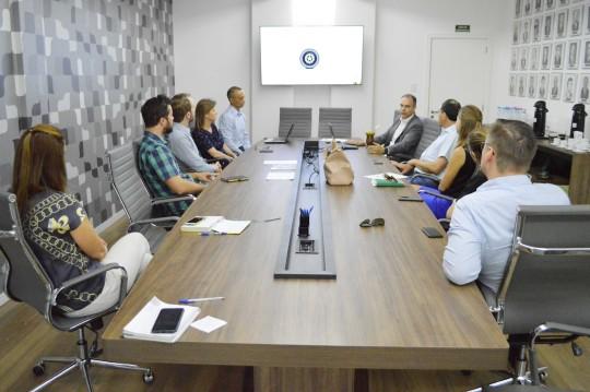Fórum das Entidades ouviu relato do subsecretário adjunto da Receita Estadual - Crédito: Lucas Santos