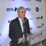 Ricardo Portella Nunes, do Coinfra, foi o palestrante de RA da Acil - Crédito: Priscila Rodrigues