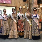 Soberanas da Expovale 2018 e Festa da Uva 2019 - Crédito: Priscila Rodrigues