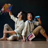 """O misterioso segredo das pequeninas grandes coisas"" - Grupo Borogodó - Teatro SESC Lajeado"
