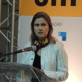 Presidente da Acil, Aline Eggers Bagatini ressaltou que a Jornada representa um momento privilegiado de capacitação, reflexão e amadurecimento - Crédito: Clarissa Jaeger
