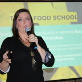 Cristina Leonhardt abordou pesquisa e desenvolvimento para a geração Z - Crédito: Simone Rockenbach