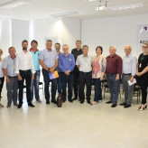 Encontro contou com a presença de lideranças e representantes das cooperativas da região - Crédito: Clarissa Jaeger