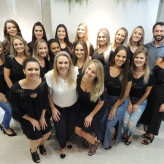 Grupo acompanhou workshop sobre moda e beleza na última sexta-feira - Crédito: Clarissa Jaeger