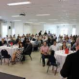 Empresários e autoridades prestigiaram evento - Simone Rockenbach