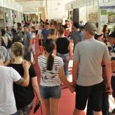 Última edição da feira reuniu 87,5 mil visitantes - Crédito: Carioca Fotografia / Arquivo