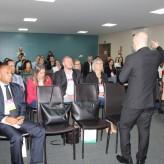 Empresários marcaram presença no evento voltado à sustentabilidade dos negócios - Crédito: Simone Rockenbach