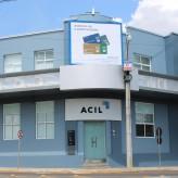 Fachada modernizada proporciona novo visual ao prédio - Crédito: Lucas Santos