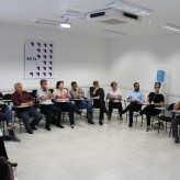 Grupo debateu a participação das cooperativas na próxima edição da feira - Crédito: Clarissa Jaeger