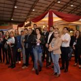 Público da feira prestigiou anúncio oficial de patrocínio - Crédito: Roberta Colombo