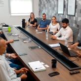 Apresentação da Fábrica do Futuro ocorreu na manhã desta quarta-feira - Crédito: Lucas Santos
